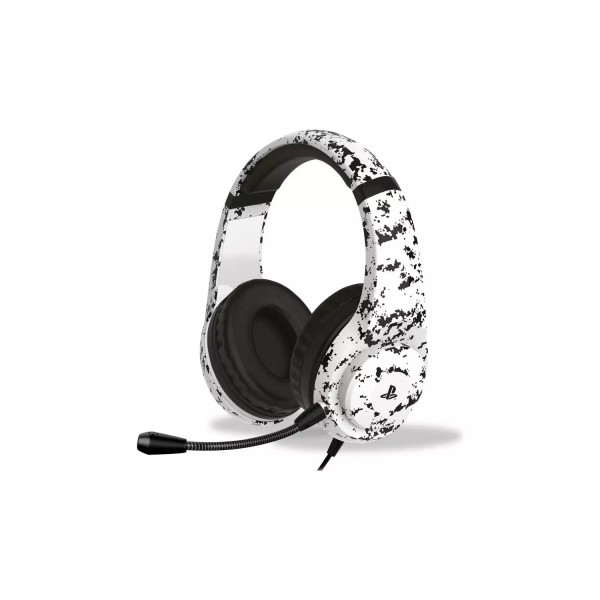 4gamers Pro4-70 Official Licensed PlayStation Gaming Headset - Arctic Camo