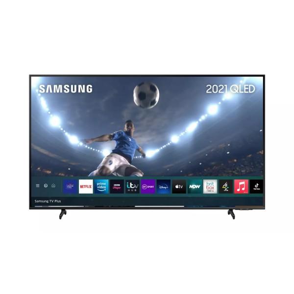 "Samsung QE43Q60A 43"" 4K HDR Smart QLED TV - 5 Year Protection Plan"