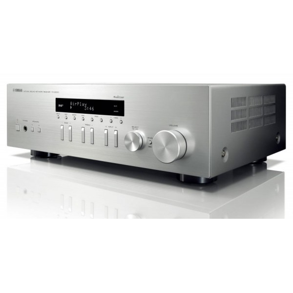 Yamaha R-N303D Network Stereo Receiver - Silver