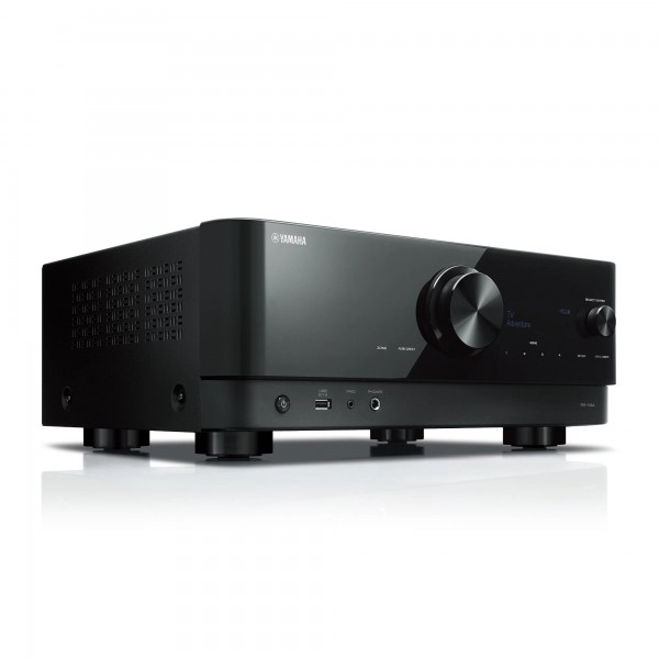 Yamaha RXV4A Dolby Atmos and DTS:X AV Receiver - Black