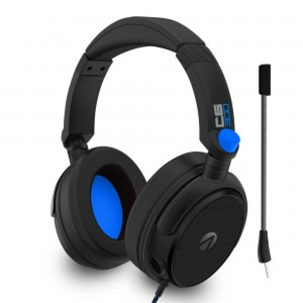 STEALTH C6-300 Multi-Format Gaming Headset - Blue