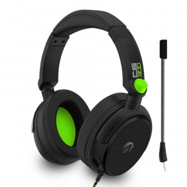 STEALTH C6-300 Multi-Format Gaming Headset - Green
