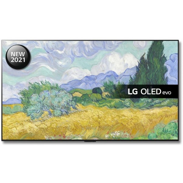 LG OLED Evo 65G16LA 65 inch G1 4K Smart TV - 5 Year Warranty