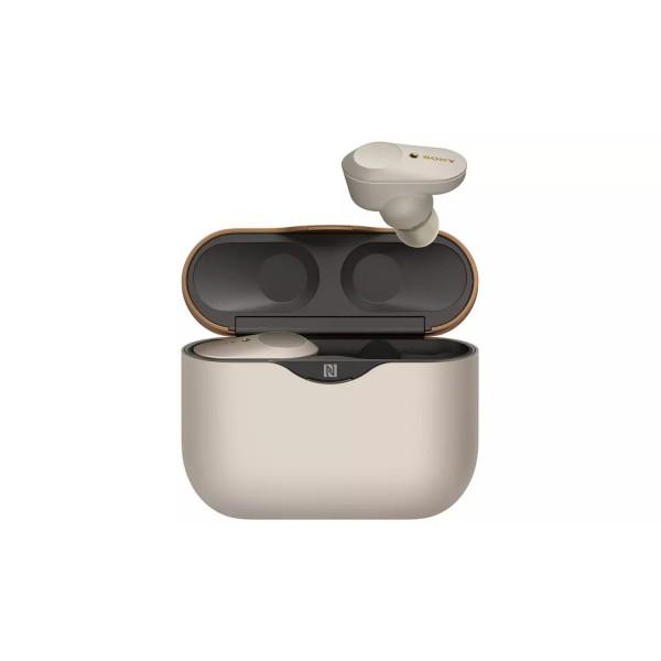 Sony WF-1000XM3S In Ear True Wireless Noise Cancelling Headphones - Silver