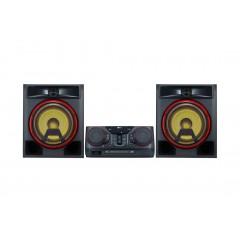 High Power Audio