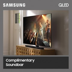 Samsung Soundbar/QLED Promo 2020