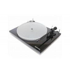 Pro-Ject Essential III A Acryl Platter Turntable Black