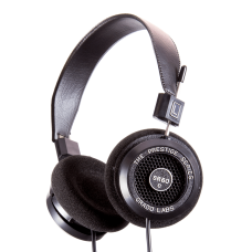 Grado SR60e Prestige Series Open Back Headphones - Black