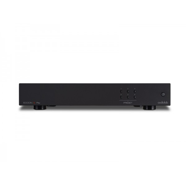 Audiolab 6000N Play Wireless Audio Streamer - Black