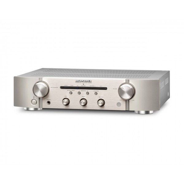 Marantz PM5005 Integrated Stereo Amplifier- Silver