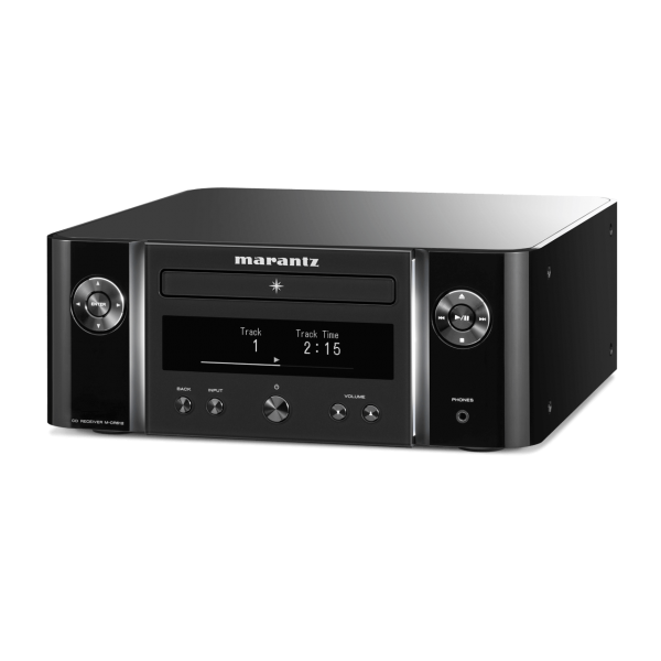 Marantz M-CR612 Melody X Hi-Fi Network CD Receiver - Black
