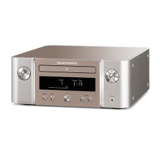 Marantz M-CR612 Melody X Hi-Fi Network CD Receiver - Silver