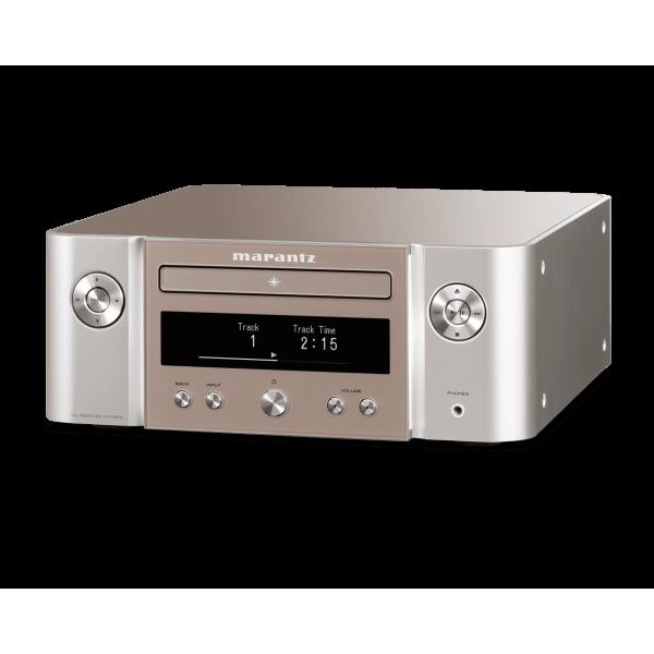 Marantz M-CR612 Melody X Hi-Fi Network CD Receiver - Silver