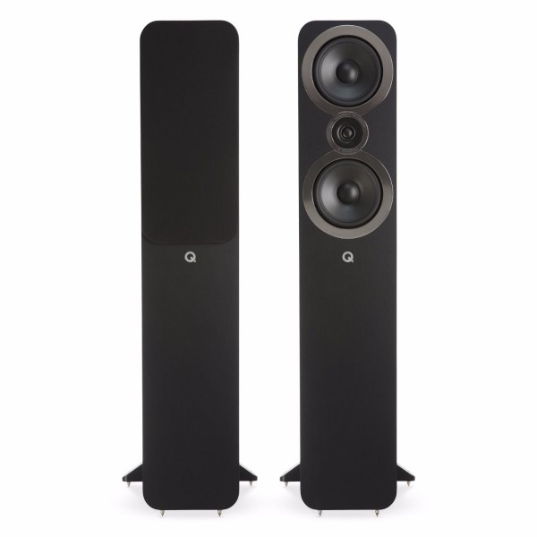 Q Acoustics 3050i  Floorstanding Speakers (Pair)- Black