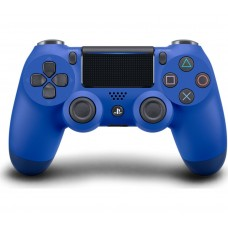 Sony DualShock 4 V2 Wireless Controller - Wave Blue
