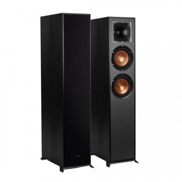 Klipsch Reference Base R-620F Floorstanding Speakers Black
