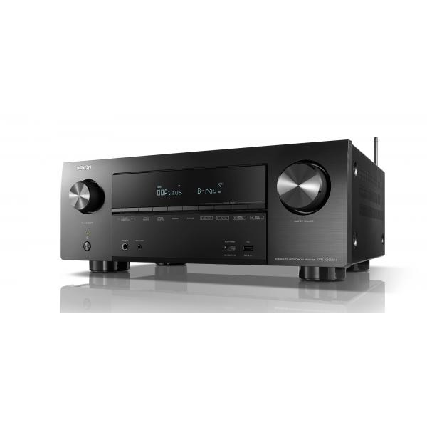 Denon AVR-X2600H 7.2 Ch AV Receiver with Amazon Alexa