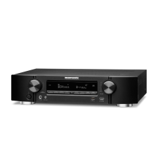 Marantz NR1710 Ultra-Slim 7.2ch AV Receiver with 3D Audio, Music Streaming - Black