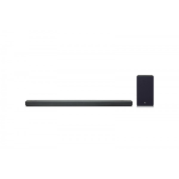 LG SL10YG 5.1.2 Supreme Dolby Atmos Sound Bar with Meridian Audio