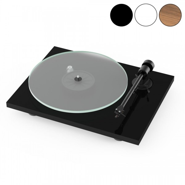 Pro-Ject T1 Plug & Play Turntable - Black