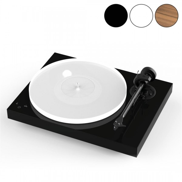 Pro-Ject X1 High End Audiophile Affordable Turntable - Black