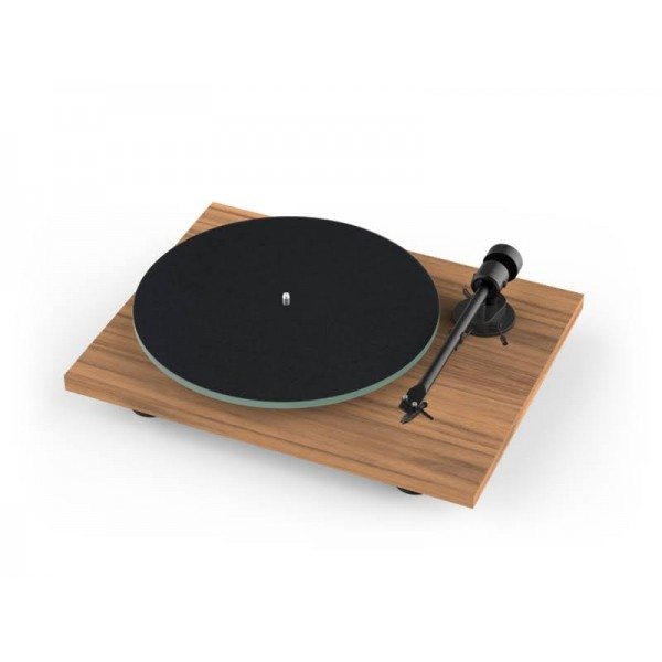 Pro-Ject T1 Plug & Play Turntable - Walnut