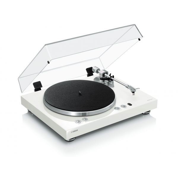 Yamaha MusicCast Vinyl 500 Turntable White