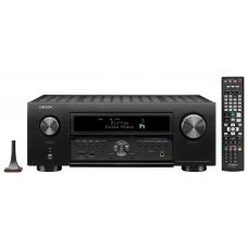 Denon AVC-X6500H 11.2 Ch Premium AV Receiver with Heos & Alexa