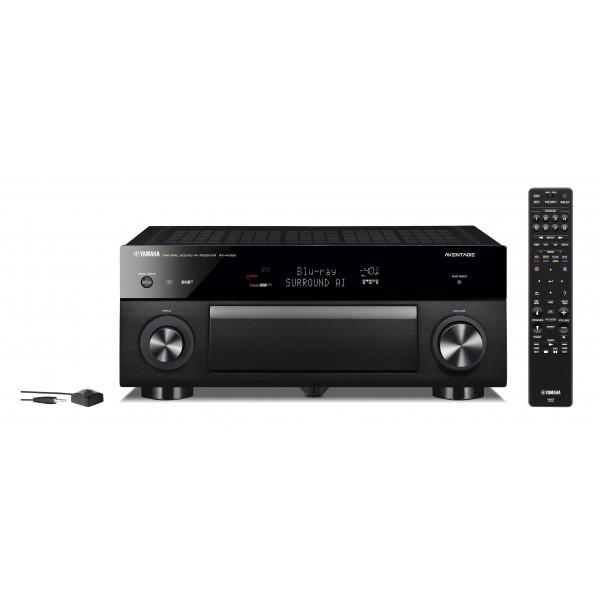 Yamaha RX-A1080 Aventage MusicCast AV Receiver-Black