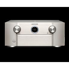 Marantz SR7013 Dolby Atmos Network AV Receiver -Silver Gold