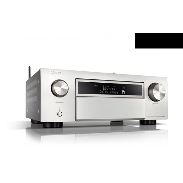 Denon AVC-X6500H 11.2 Ch Premium AV Receiver- Silver