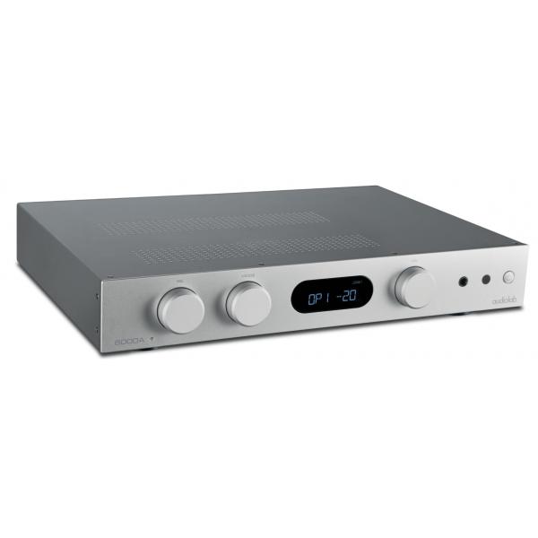 Audiolab 6000A Amplifier-Silver