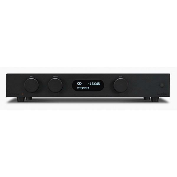Audiolab 8300A Integrated Stereo Amplifier - Black