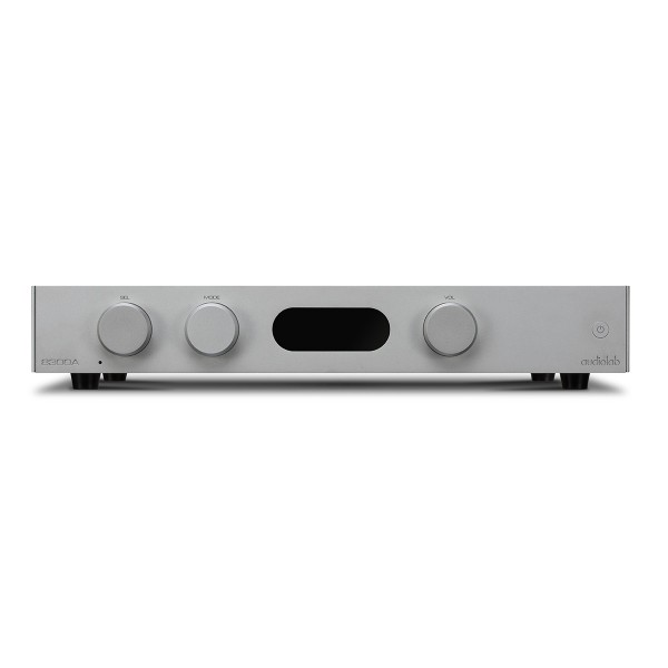 Audiolab 8300A Integrated Stereo Amplifier - Silver