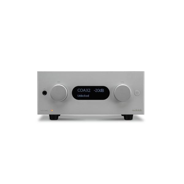 Audiolab MDAC+ Digital to Analogue Converter - Silver