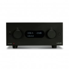 Audiolab MDAC+ Digital to Analogue Converter - Black