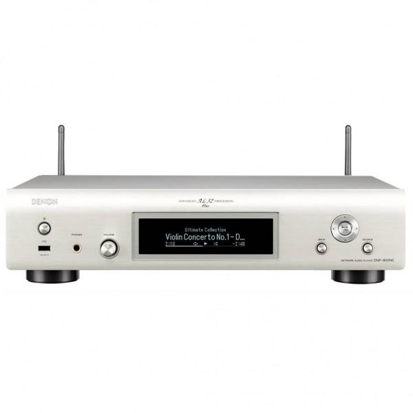 Denon DNP800NE  Network Audio Player-Silver
