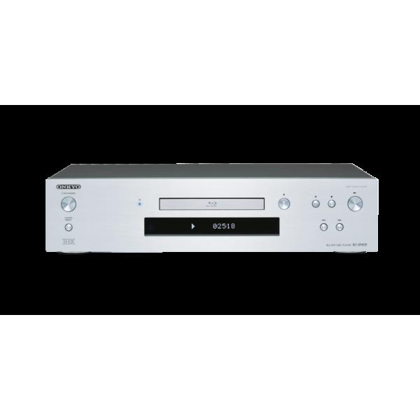Onkyo BD-SP809 THX Certified Blu-ray Player-Silver