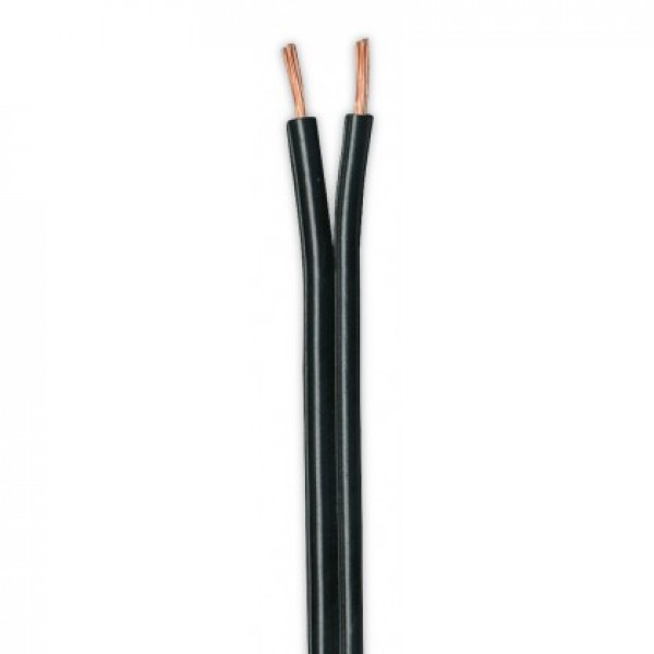 QED 42 Strand Speaker Cable Black-Per Metre length