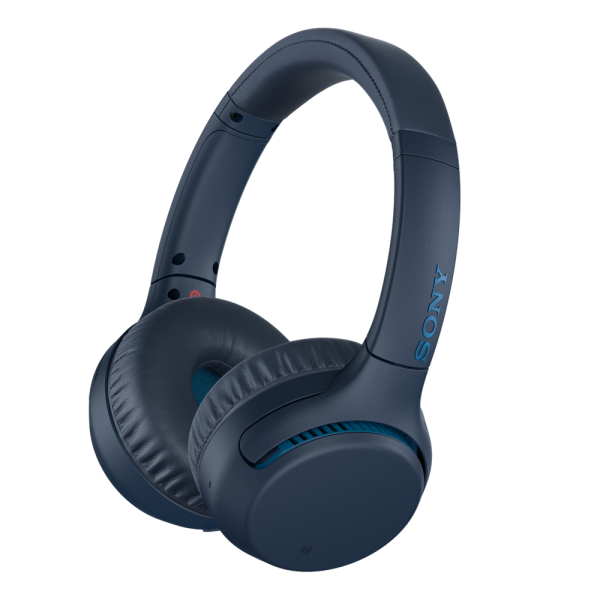 Sony WHXB700 Extra Bass Wireless Headphones-Blue