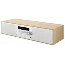 Pioneer X-CM56 Bluetooth Hi-Fi System - White/Beech