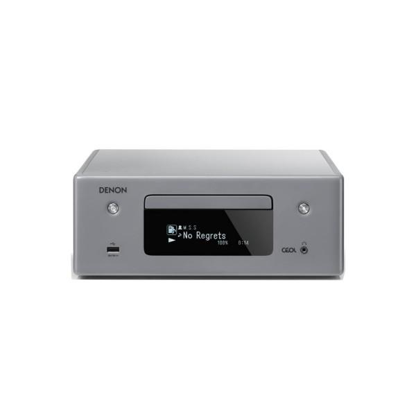 Denon CEOL RCDN10GYE2 Network CD Receiver with Heos-Grey