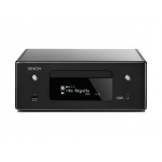 Denon CEOL RCDN10BKE2GB CD Receiver with Heos-Black