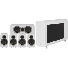 Q Acoustics 3010i  5.1 Cinema Pack- White