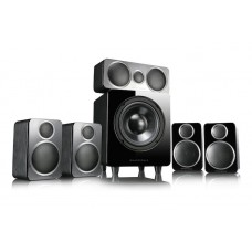 Wharfedale DX-2 5.1 Home Cinema Speakers Package Black