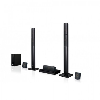 LG LHB645N 3D Multi Room Home Cinema System