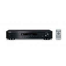 Yamaha T-D500 DAB, DAB+, FM and AM Tuner- Black