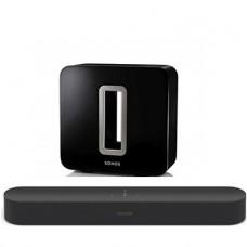 Sonos Beam smart Compact Soundbar & Sub