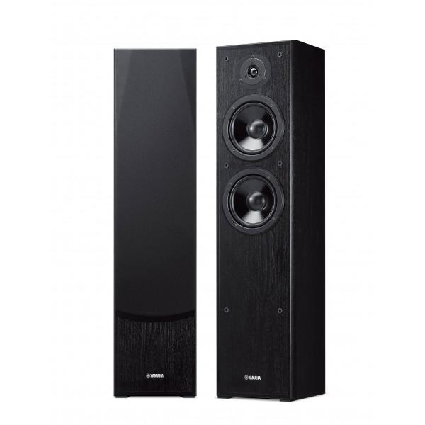 Yamaha NS-F51 High Performance Floorstand Speakers (Pair - Black)