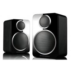 Wharfedale DX-2  Satellite Speakers Black